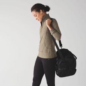 Size 2 1/2 zip pullover Lululemon